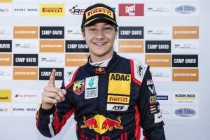 Formel 4 Hockenheim 2019: Sieg für Hauger, Pourchaire scheidet aus