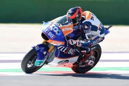 Moto2 Misano 2019: Fernandez bezwingt Di Giannantonio mit hartem Manöver