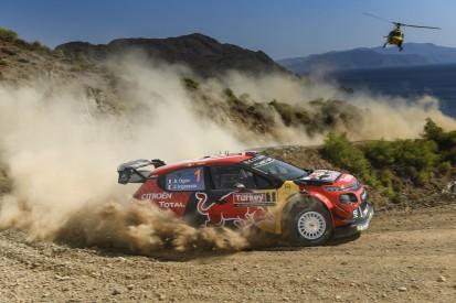 WRC Rallye Türkei 2019: Dritter Saisonsieg für Ogier