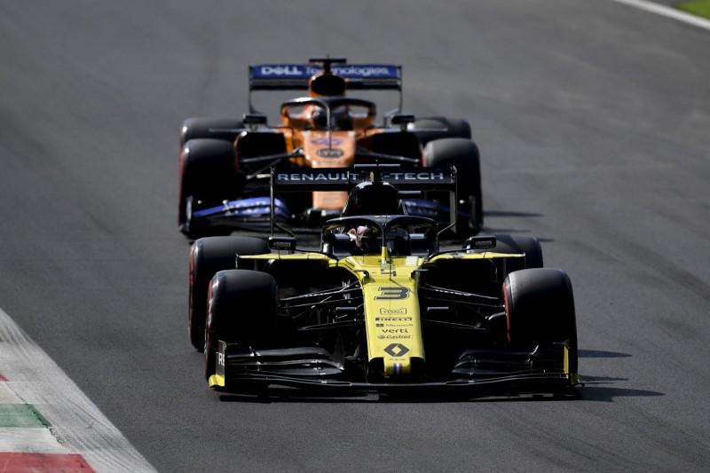 """""""Merkwürdige Situation"""": Renault nimmt Kampf gegen McLaren an"""