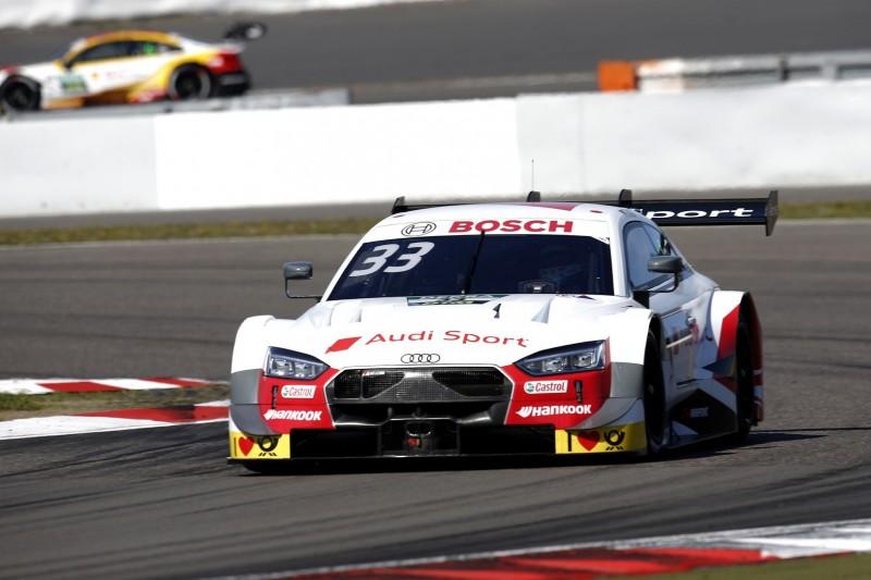 DTM-Rennen Nürburgring 2: Rast zittert sich zum Titel!