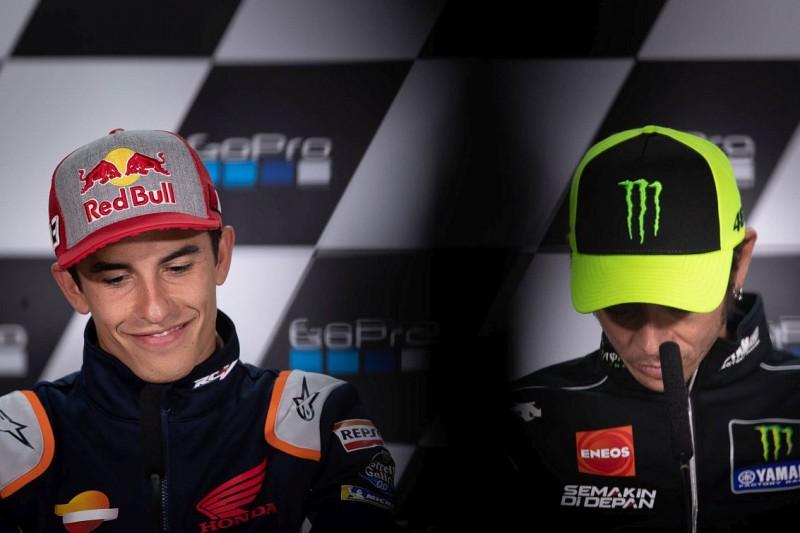 """Qualifying-Kontroverse mit Rossi hat Marquez in Misano """"aufgeweckt"""""""