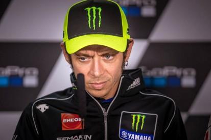 Platz vier beim Heimspiel: Rossi rätselt, warum seine Traktion so schlecht ist