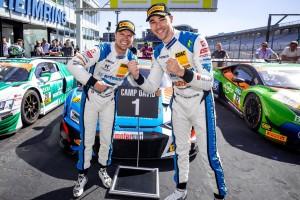 GT-Masters Hockenheim 2019: Niederhauser/van der Linde sind Meister