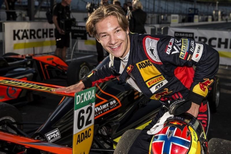Formel 4 Hockenheim 2019: Dreifachsieg! Hauger schreibt Geschichte