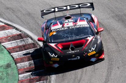 Lamborghini-Trofeo Laguna Seca: Gdovic hält Titelkampf spannend