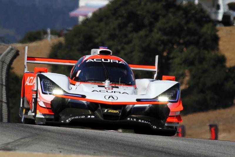 IMSA Laguna Seca: Montoya/Cameron führen Penske-Doppelerfolg an