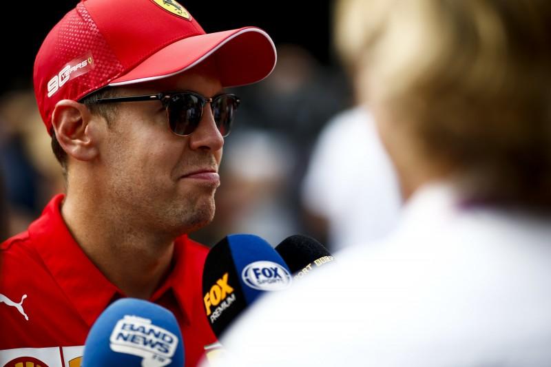 Vettel: Zukunft in der Formel 1 hängt von neuen Regeln ab