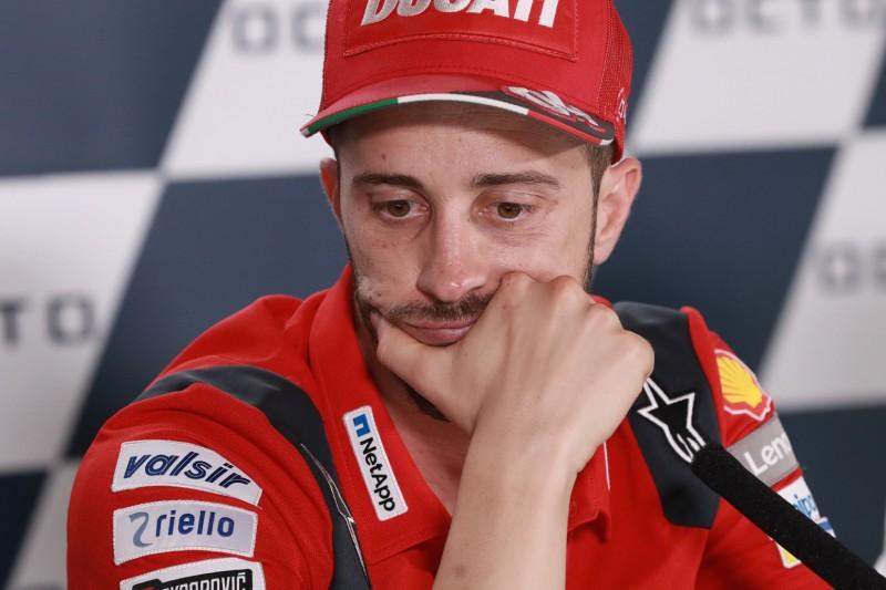 """Andrea Dovizioso chancenlos: """"Konnten kein besseres Rennen erwarten"""""""