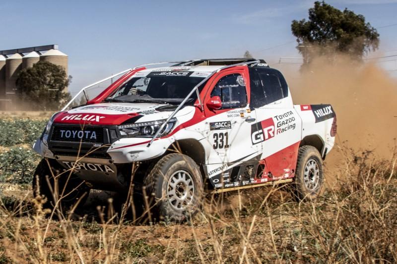 Nach Überschlag in Südafrika: Alonso beim Rallye-Debüt nicht gewertet