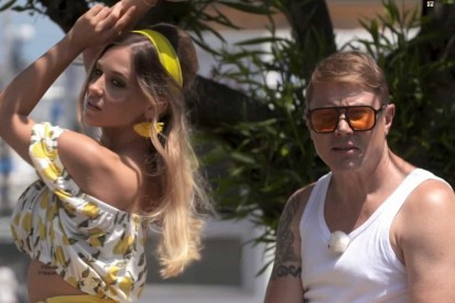 """Next Topmodel"" und ""Ninja Warrior"": Formel-1-Stars im TV!"