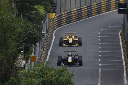 Grand Prix von Macao: Änderungen an der Strecke bekanntgegeben