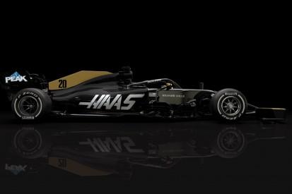 Haas ohne Rich Energy: Erstes Foto der neuen Lackierung