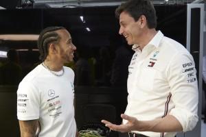 Wolff: Mit Hamilton schon über die Formel E gesprochen