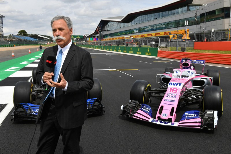 """Klimakrise: Formel 1 will """"Vorreiterrolle"""" im Kampf gegen Emissionen einnehmen"""