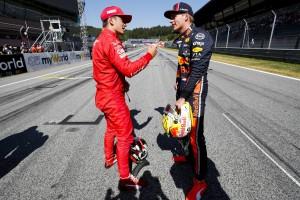 Ferrari: Verstappen kommt als Leclerc-Teamkollege nicht infrage