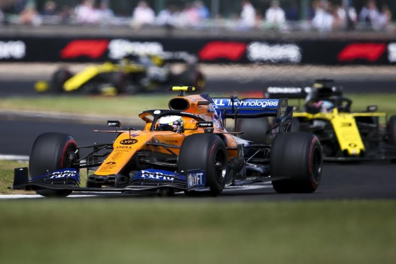 Lando Norris: McLaren muss in Singapur gegen Renault zurückschlagen
