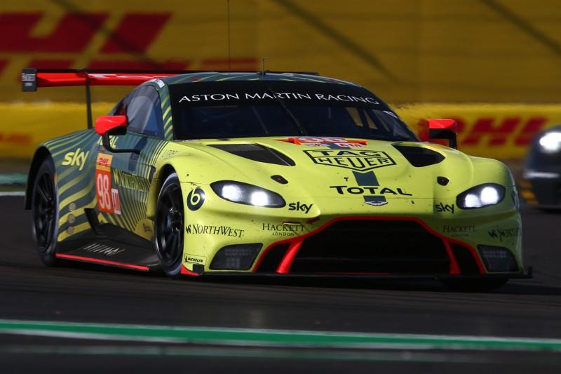 Aston Martin: IMSA-Serie hat keine Priorität mehr