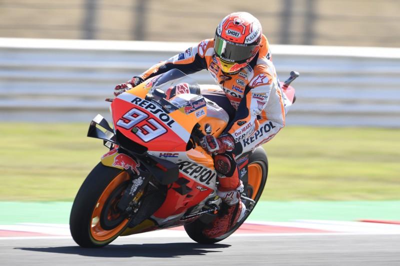 Marquez über Honda-Schwäche: Fahrer in der MotoGP wichtiger als das Material