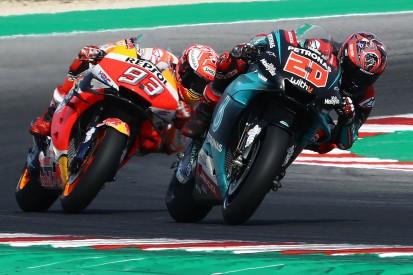 Quartararo: Bei Misano-Duell gegen Marquez auf den Geschmack gekommen