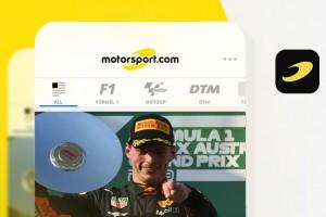 Jetzt die brandneue App von Motorsport.com downloaden!