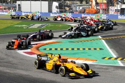 Formel-2-Kalender 2020: Frankreich raus, Debüt in den Niederlanden