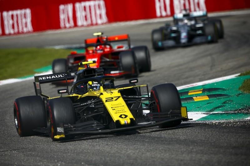 Renault: Italien-Freudenfest nur eine Momentaufnahme?