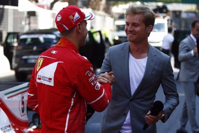 Drohende Vettel-Strafe: Rosberg bietet sich bei Ferrari an