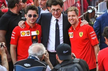"""Binotto über Sebastian Vettel: """"Ein wichtiger Teil des Teams"""""""