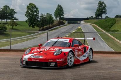 Petit Le Mans: Porsche beim IMSA-Finale 2019 im Coca-Cola-Design