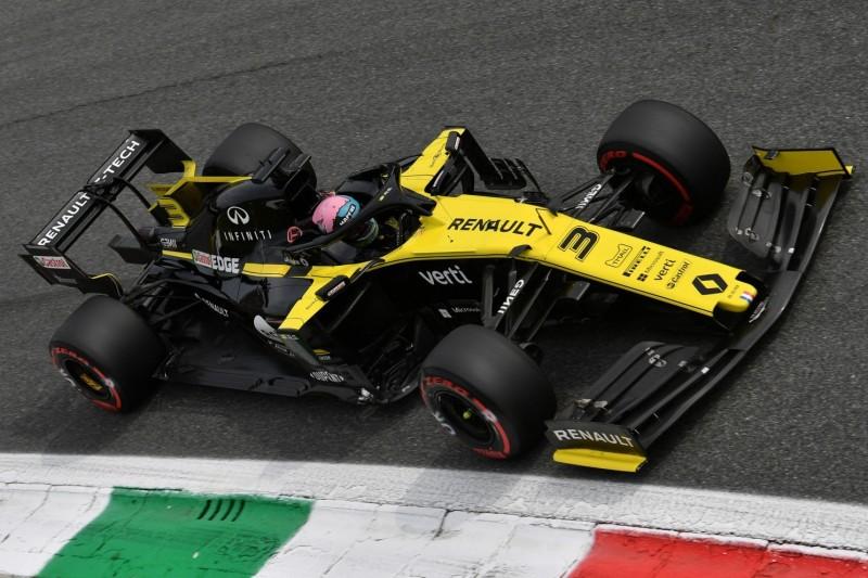Daniel Ricciardo optimistisch: Podestplätze für Renault 2020 möglich