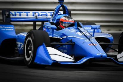 Rosenqvist stellt klar: IndyCar die bisher größte fahrerische Herausforderung