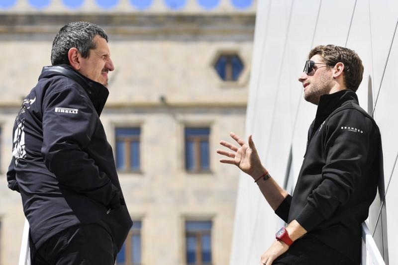 Haas-Cockpit: Formel E wäre nur Plan C für Romain Grosjean