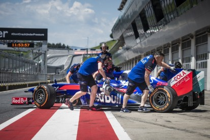 """Marko über Formel-1-Test für Rast: """"Geht um Kosten"""""""