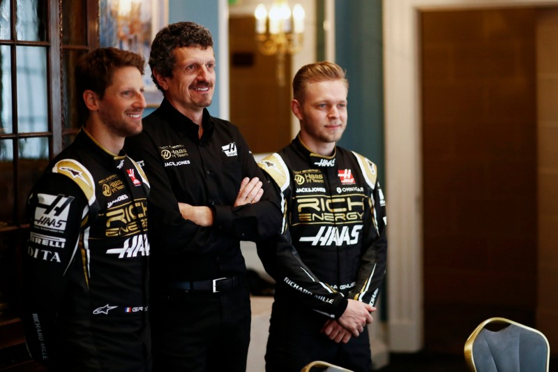 Überraschung: Haas bestätigt Grosjean neben Magnussen!