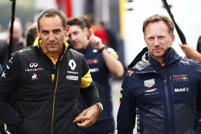 Cyril Abiteboul: Renault wollte Red Bull zum Werksteam machen