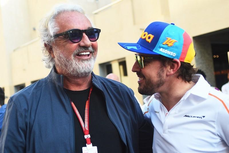 """""""Ein echter Teamplayer"""": Flavio Briatore nimmt Fernando Alonso in Schutz"""