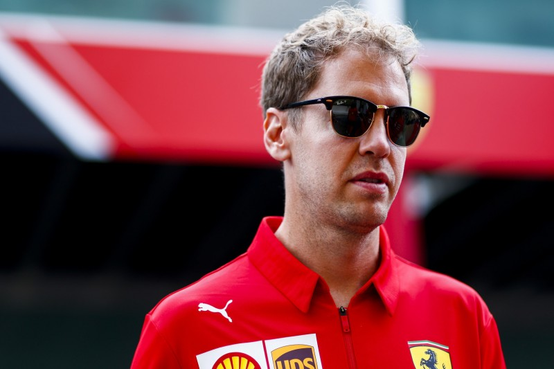 """Vettel und Rennen eins nach Monza: """"Werde mich da wieder rausboxen"""""""