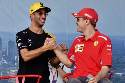 Daniel Ricciardo: Wird Singapur für Vettel zum Wendepunkt?
