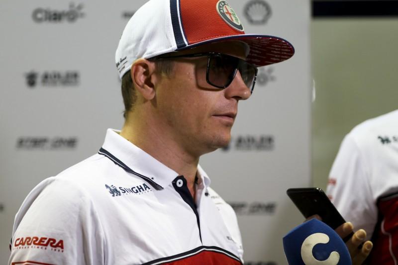 """Kimi Räikkönen: Monza-Abflug """"tut mir nicht leid"""""""