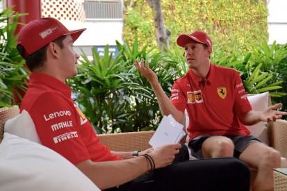 """Leclerc: """"Teamplayer zu sein, zahlt sich am Ende immer aus"""""""