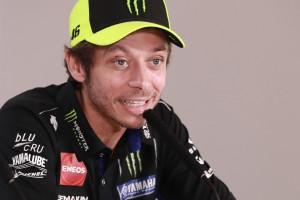 Yamaha: Rossi setzt auch für Aragon voll auf die neuen Teile