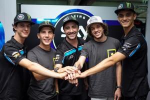 Sky-Racing-Team: Rossis Fahrerduos für 2020 stehen fest