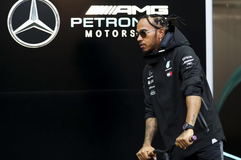 """Lewis Hamilton: Kühlprobleme in Singapur """"auf dem Radarschirm"""""""