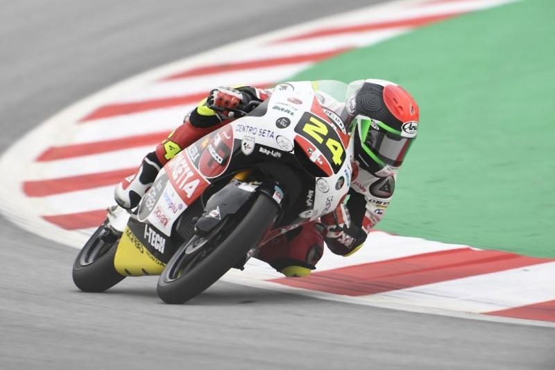 Moto3 Aragon 2019: Misano-Sieger Suzuki führt erstes Training an