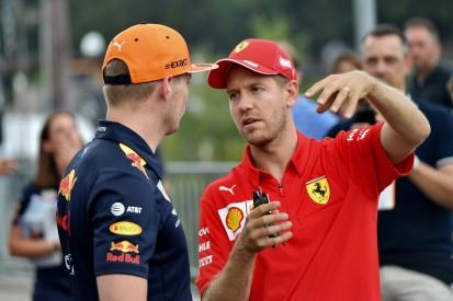 """Max Verstappen: Vettel hat das Fahren """"sicher nicht verlernt"""""""