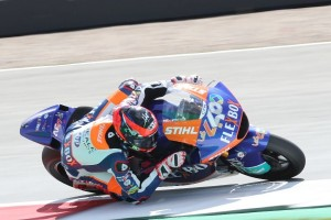 Moto2 Aragon 2019: Fernandez im FT1 vorn, Lüthi verpasst Top 10 knapp
