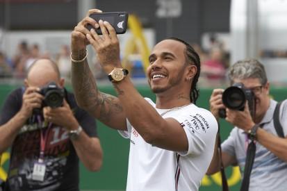 Social Media: Lewis Hamilton mistet auf Instagram aus