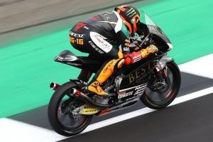 Moto3 Aragon 2019: Migno sichert KTM die Tagesbestzeit