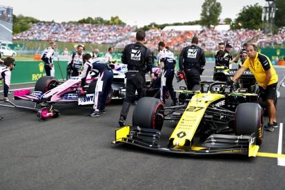 Zeit- statt Gridstrafen: Renault spricht sich für neue Alternative aus